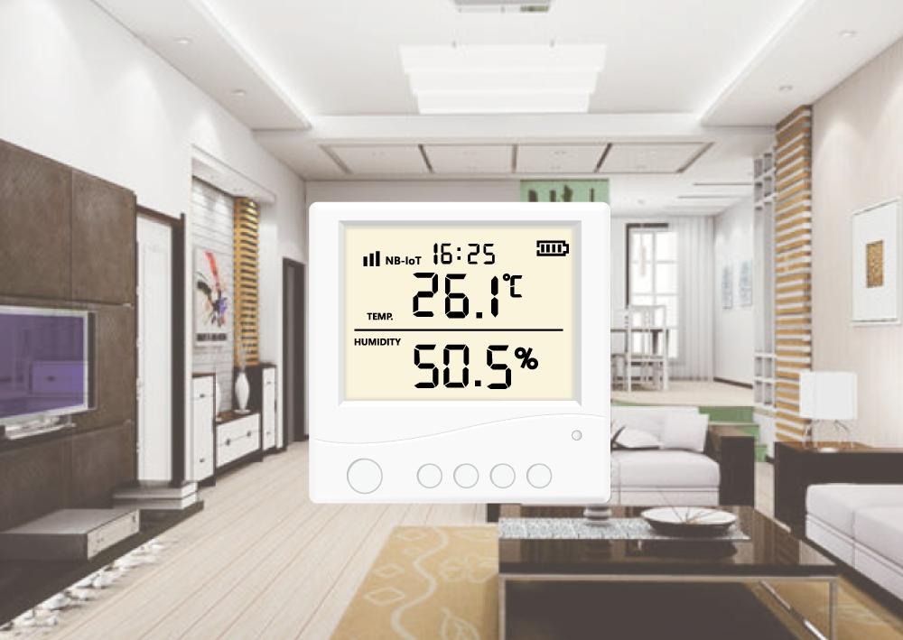 NB-IoT温湿度记录仪-TiNB-TH03